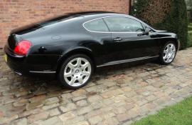 bentley gt mulliner SOLD