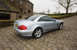 mercedes sl 3500 NOW SOLD