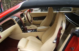bentley gtc mulliner SOLD