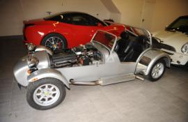 NOW SOLD CATERHAM SUPER 7 1.6 FACTORY BUILT