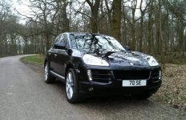 PORSCHE CAYENNE 4.8S MEGA SPEC NOW SOLD