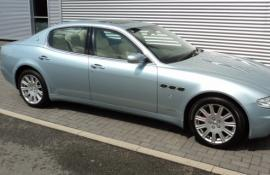 MASERATI QUATTROPORTE NOW SOLD