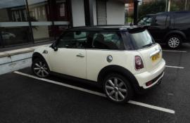 mini cooper s NOW SOLD