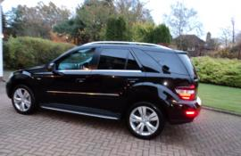 MERCEDES ML 350 CDI SPORT NOW SOLD
