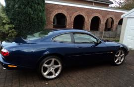 NOW SOLD JAGUAR XKR