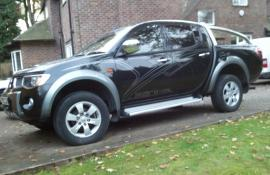 NOW SOLD MITSUBISHI L200 ANIMAL