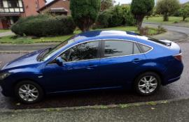 mazda 6 2.0 ts auto 2008 58 plate NOW SOLD