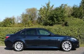 NOW SOLD BMW 520D AUTO M SPORT VERY HIGH SPEC