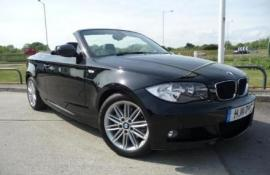 NOW SOLD BMW 120D M SPORT AUTO