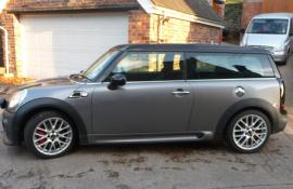 MINI CLUBMAN 1.6 S NOW SOLD
