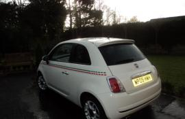FIAT 500 1.4 SPORT NOW SOLD