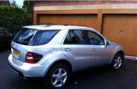 mercedes ml420 cdi  NOW SOLD