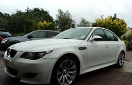 BMW M5 5.0 SMG HIGH SPEC NOW SOLD