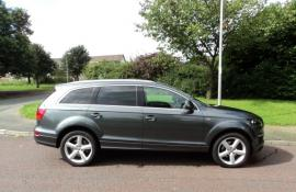 AUDI Q7 4.2 TDI S LINE HIGH SPEC 1 OWNER NOW SOLD