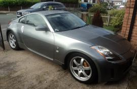 nissan 350z  NOW SOLD