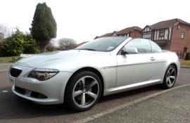 BMW 635D M SPORT NOW SOLD