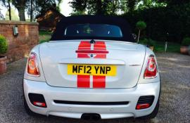 mini roadster 1.6 John Cooper Works NOW SOLD